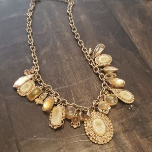 Broach inspired Necklace